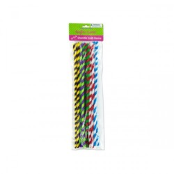 Chenille Craft Stems (pack of 12)