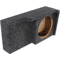 """Atrend Bbox Series 10"""" Subwoofer Box For Ford Vehicles (single Downfire) (pack of 1 Ea)"""
