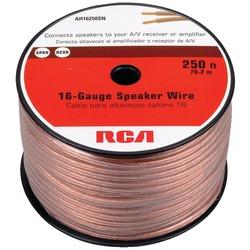 Rca 16-gauge Speaker Wire (250ft) (pack of 1 Ea)