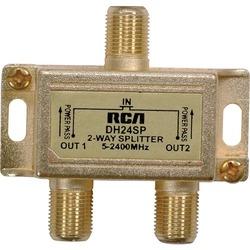 Rca 3ghz Digital Plus 2-way Splitter (pack of 1 Ea)