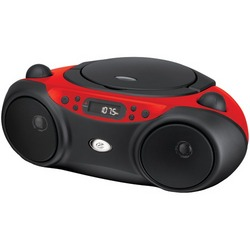 Gpx Cd Player Boom Box (pack of 1 Ea)