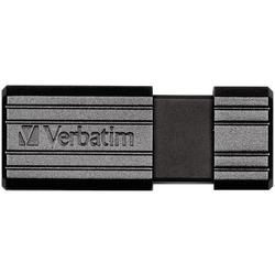 Verbatim Pinstripe Usb Flash Drive (16gb) (pack of 1 Ea)