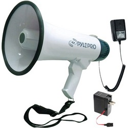 Pyle Pro Professional Dynamic Megaphone With Recording Function (pack of 1 Ea)