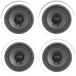 "Architech 6.5"" Premium Series Ceiling Speakers, Contractor 4 Pk (pack of 1 Ea)"