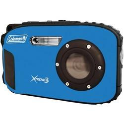 Coleman 20.0-megapixel Xtreme3 Hd Video Waterproof Digital Camera (blue) (pack of 1 Ea)