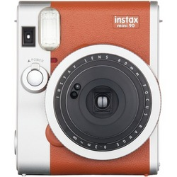 Fujifilm Instax Mini 90 Classic Instant Camera (brown) (pack of 1 Ea)