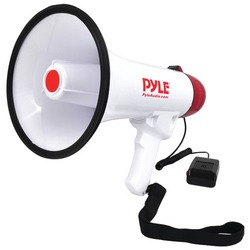 Pyle Pro Bluetooth Megaphone Bullhorn (pack of 1 Ea)