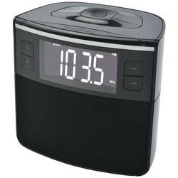 Sylvania Bluetooth Clock Radio With Auto-set Dual Alarm Clock & Usb Charging (pack of 1 Ea)