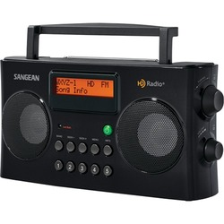 Sangean Am And Fm Hd Portable Radio (pack of 1 Ea)