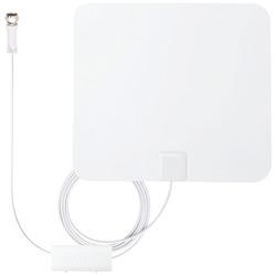 Antop Antenna Inc Paper Thin Smartpass Amplified Indoor Hdtv Antenna (pack of 1 Ea)