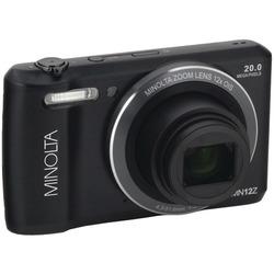 Minolta 20.0-megapixel Hd Wi-fi Digital Camera (black) (pack of 1 Ea)