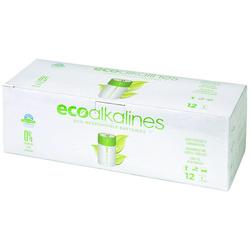 Ecoalkalines C Ecoalkaline Batteries (12 Pk) (pack of 1 Ea)