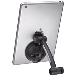 Cta Digital Ipad And Tablet And Smartphone Suction Stand With Theft Deterrent Lock (pack of 1 Ea)