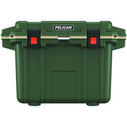 Pelican 50-quart Elite Deluxe Cooler (realtree Xtra And Olive Drab Green) (pack of 1 Ea)