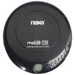Naxa Slim Personal Anti-shock Cd Player And Fm Radio (pack of 1 Ea)
