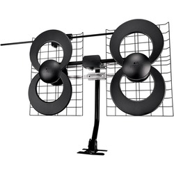 Antennas Direct Clearstream 4v Extreme Range Indoor And Outdoor Hdtv Antenna (pack of 1 Ea)