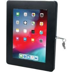 Cta Digital Premium Locking Wall Mount For Ipad, Galaxy And Other 9.7-inch To 10.5-inch Tablets (pack of 1 Ea)