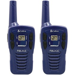 Cobra He146 16-mile 22-channel Frs And Gmrs 2-way Radios (blue) (pack of 1 Ea)