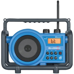 Sangean Bluebox Am And Fm Ultra-rugged Digital Receiver With Bluetooth (pack of 1 Ea)