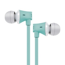 At&t Jive Noise Isolating Earbuds With In-line Microphone (seafoam) (pack of 1 Ea)