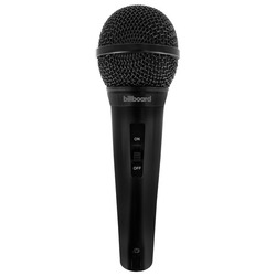 Billboard Unidirectional Dynamic Microphone With Xlr (pack of 1 Ea)