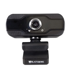 Blackmore Pro Audio Usb 1080p Webcam With Built-in Microphone (pack of 1 Ea)