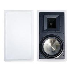 Category: Dropship Electronics, SKU #RA54690, Title: Bic America Formula Series Fh-8w 8-inch 175-watt 2-way In-wall Speakers (pack of 1 Ea)