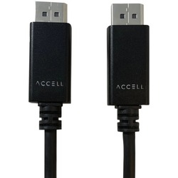 Accell Displayport To Displayport 1.4 Cable, 6.6 Feet (pack of 1 Ea)