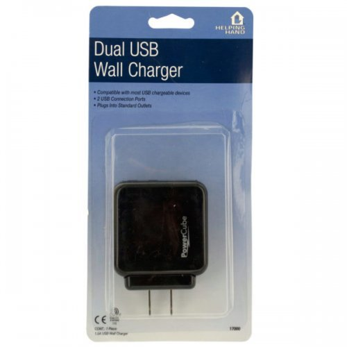 Shop Powercube Dual Usb Wall Charger Pack 12