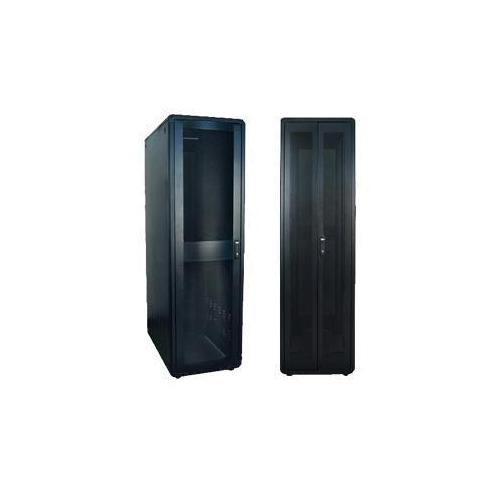 42U RACK ENCLOSURE SERVER CABINET W/ DOORS & SIDES
