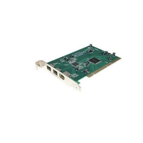 3 PORT 2B 1A PCI 1394B FIREWIRE ADAPTER CARD WITH DV EDITING KIT