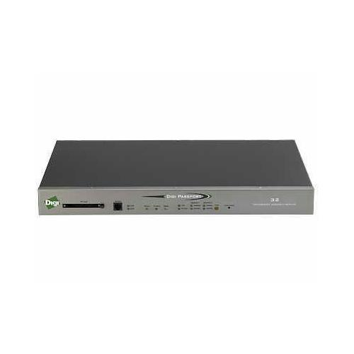 Digi International Digi Passport 32 Integrated Console Server W/ Freekvm (32 Rj-45 Serial Ports)