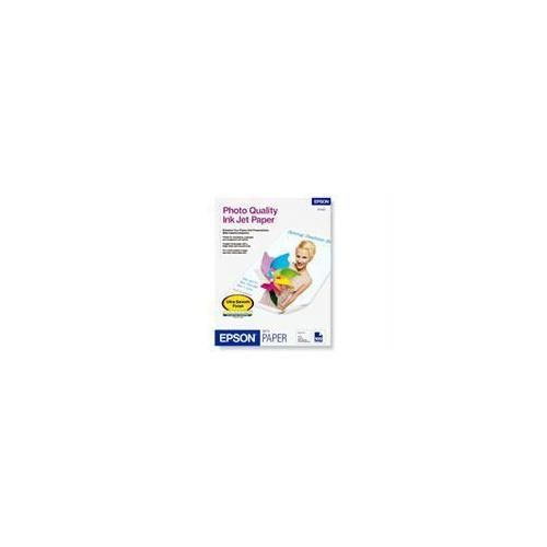 Epson Print Coated Paper, Photo Paper - Ledger B Size (11 In X 17 In) - 105 G/m2