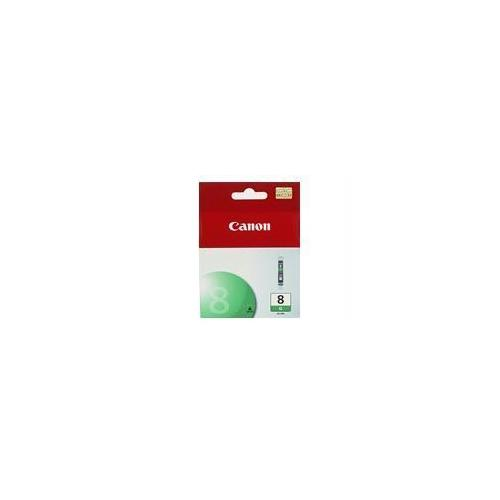 Canon Usa Cli-8 Green Ink Tank - For Pro9000, Pro9000 Mark Ii - 0626b002aa