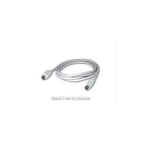 10FT 8-PIN MINI DIN M/M SERIAL CABLE