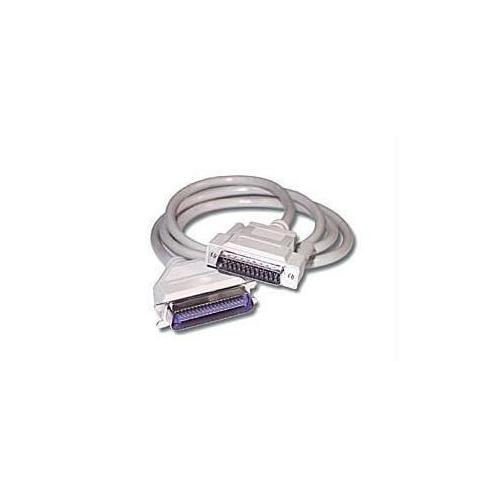 15FT DB25 MALE TO CENTRONICS 36 MALE PARALLEL PRINTER CABLE