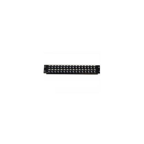 Legrand 24-port Blank Keystone/multimedia Patch Panel