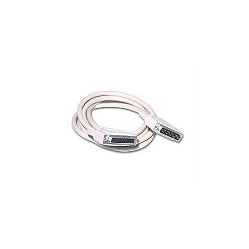 10FT IEEE-1284 DB25 M/F PARALLEL PRINTER EXTENSION CABLE