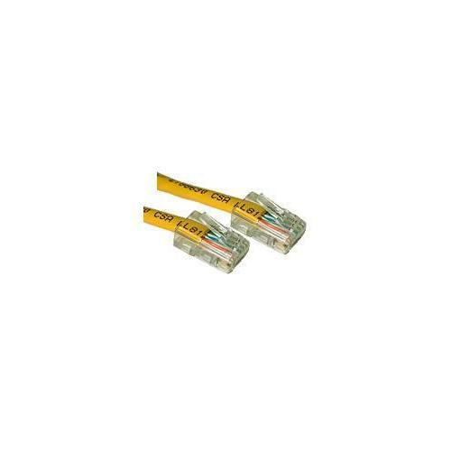 C2G 100FT CAT5E NON-BOOTED UNSHIELDED (UTP) NETWORK PATCH CABLE - YELLOW