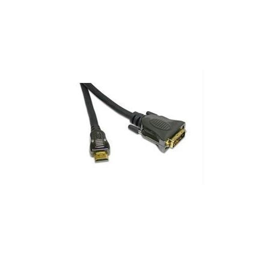 0.5M SONICWAVE(R) HDMI(R) TO DVI-DANDTRADE; DIGITAL VIDEO CABLE (1.6FT)