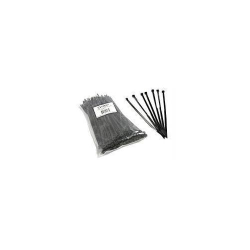 Legrand 6in Cable Ties - Black - 100pk