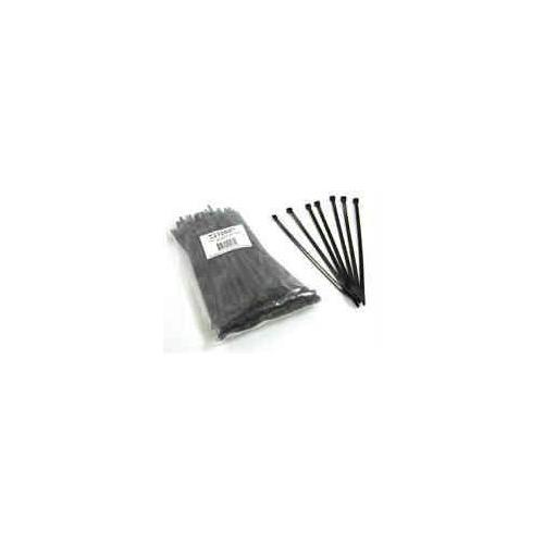 Legrand 7.5in Cable Ties - Black - 100pk
