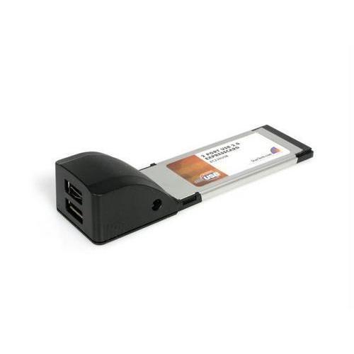 2 PORT USB 2.0 EXPRESSCARD ADAPTER