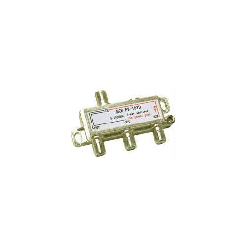 HIGH-FREQUENCY 3-WAY SPLITTER