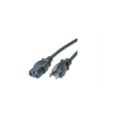 8FT 16 AWG UNIVERSAL POWER CORD (NEMA 5-15P TO IEC320C13)