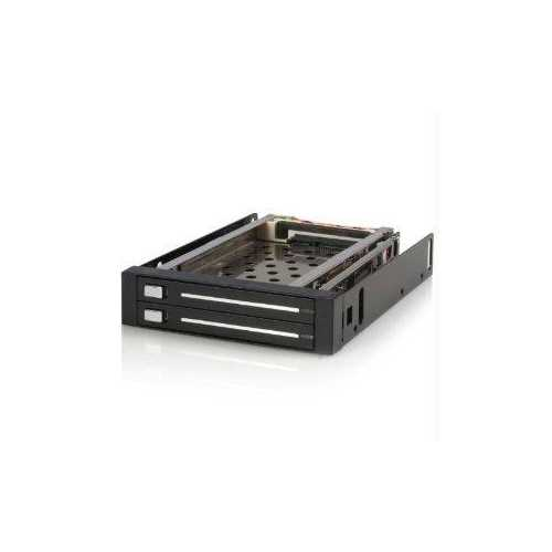 Startech Easy, Trayless Removal And Insertion Of Dual 2.5in Sata Hard Drives From Single