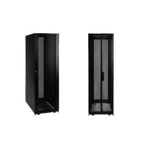 48U RACK ENCLOSURE SERVER CABINET DOORS & SIDES 3000LB CAPACITY