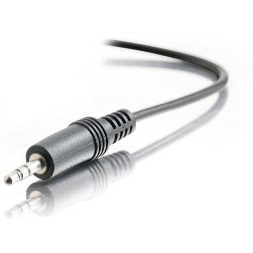 1.5FT 3.5MM M/M STEREO AUDIO CABLE