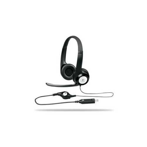 Logitech Headset H390 Clear Chat