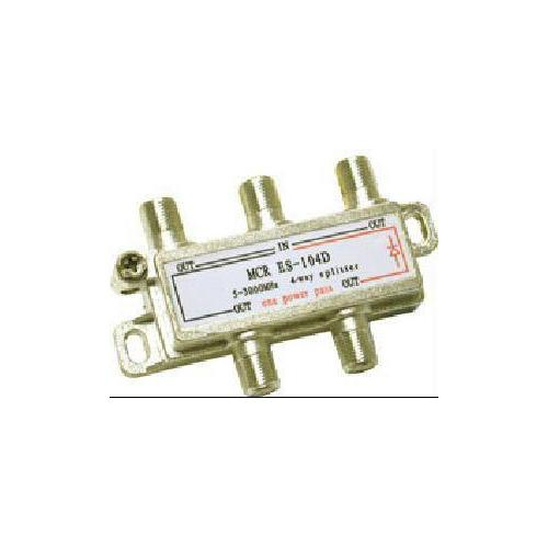 HIGH-FREQUENCY 4-WAY SPLITTER